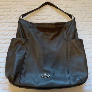 🌟COACH genuine leather shoulder bag